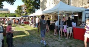 Farmer's markets : Commercial event Saint-Maurice-d'Ibie  Markets