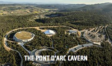 The Pont-d'Arc Cavern