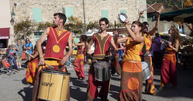 The Ardeche chestnut festivals