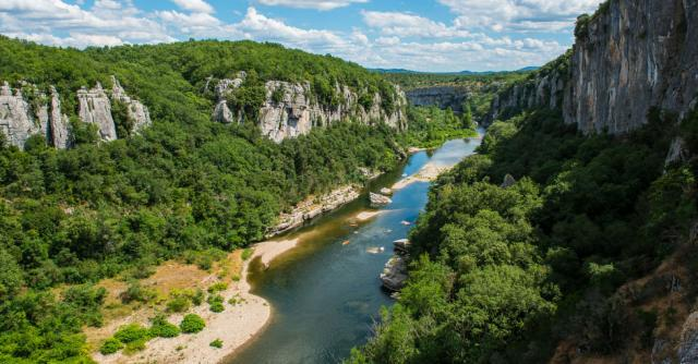 Chassezac Gorges