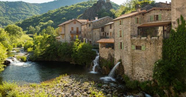 Village of Burzet