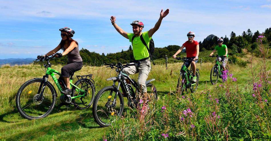 Ardeche by bike