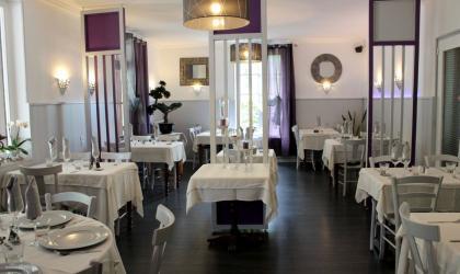 F Brunet - Salle restaurant