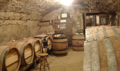 Domaine Jean Claude Marsanne - Cave