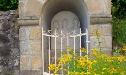 Hermitage Tournonais Tourisme - Station chemin de croix