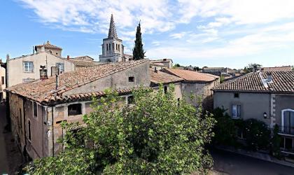 La commune de Saint Marcel - Le village de Saint-Marcel-d'Ardeche