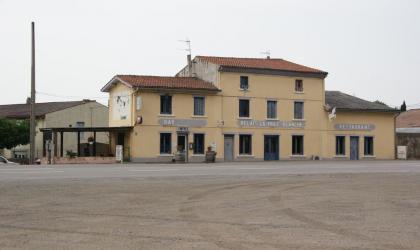 La mule Blanche - restaurant - relais routier