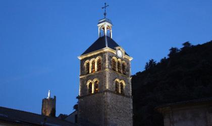 Ardèche Hermitage - Collégiale St Julien_Tournon sur Rhône