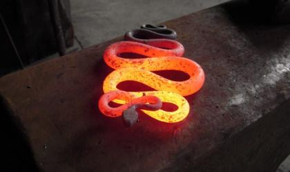 Forge Astier - Serpent