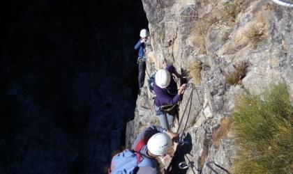 Ardèche Equilibre - Via ferrata