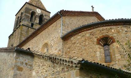 ©E.Mazon ©OTASV - Meyras - Eglise St Etienne-2 ©E.Mazon ©OTASV