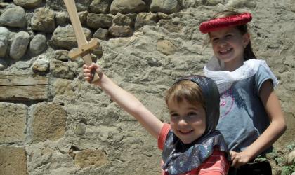 - A l'assaut des remparts_Tournon sur Rhône