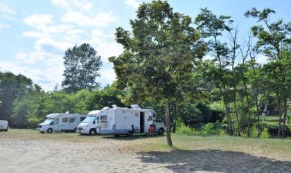 Office de Tourisme du Pays de Lamastre - Aire de camping-car