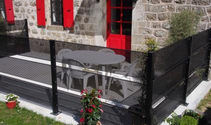 Bienvenue au gîte du Moulinage La Morel en Ardèche !