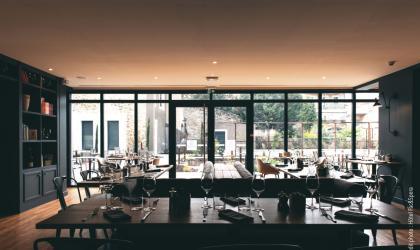Marius bistro - Salle de restaurant