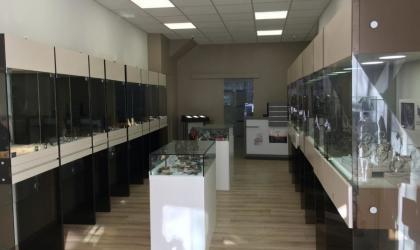 W. Ranc - Le magasin