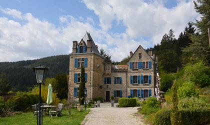 Office de Tourisme du Pays de Lamastre - Château du Besset