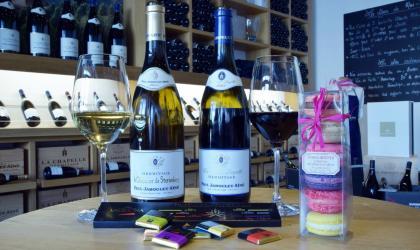 Vineum Paul Jaboulet Ainé - Vin et chocolat
