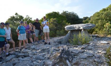 Office de Tourisme du Rhône aux Gorges de l'Ardèche - A la découverte de l'histoire des pierres
