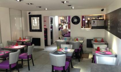 S.Lacombe - salle de restaurant