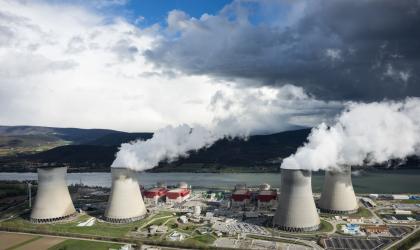 ©T. Zilberman - Centrale nucléaire EDF de Cruas Meysse
