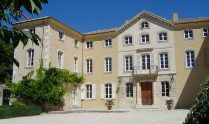 Château de Rochecolombe