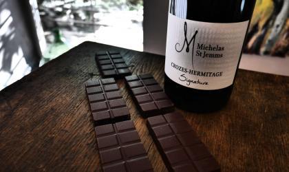 Michelas st Jemms - Vins et Chocolats