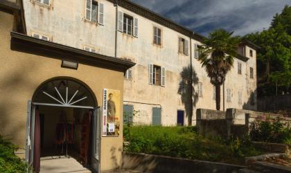 ©S.BUGNON - Chirols - Ecomusée du moulinage 1 ©S.BUGNON