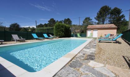 Gîtes de France - espace piscine