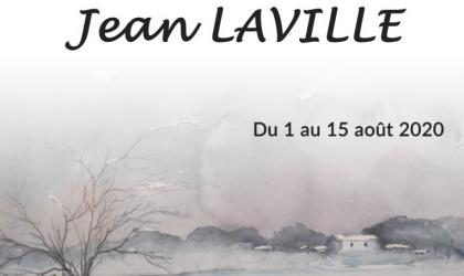 Jean Laville - Exposition à l'Office de Tourisme Berg et Coiron de Jean Laville