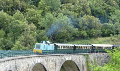 CFV - Train du marché - St Jean de Muzols