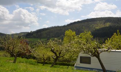 OT Pays de Lamastre - Camping du Besset
