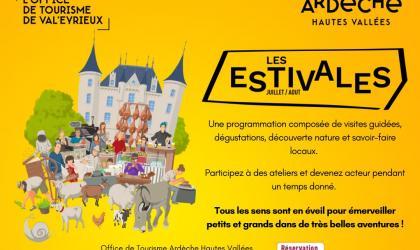 Office de Tourisme AHV - Les Estivales