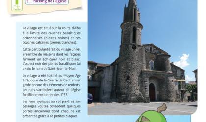 Randoland - jeu de piste pour enfants à St Jean le Centenier