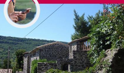 Office de Tourisme Berg & Coiron - Parcours ludique et connecté à Darbres