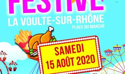Journée festive à La Voulte-sur-Rhône