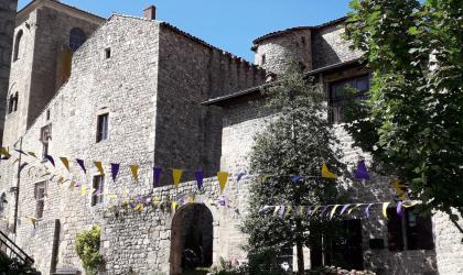 Marie-Pierre Barthélemy - Le château