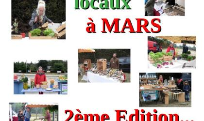 Boutique de Mars - Marché d'ici, paysans et créateurs locaux