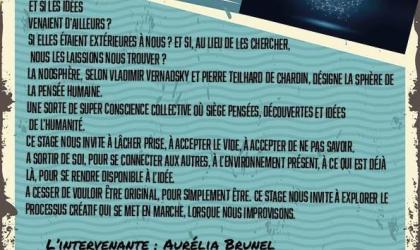 """©collectif décohérence - Stage d'Impro """"Noosphère"""""""