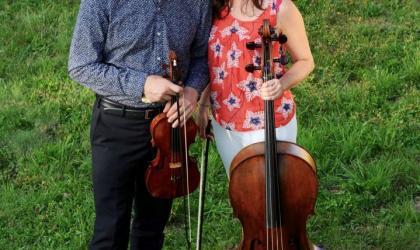 David Plantier - Duo Tartini David Plantier et Annabelle Luis