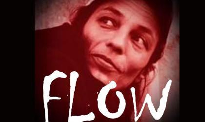 la chanteuse Flow Lablachère