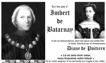 """Mairie de Bathernay - Chasse au trésor """" Sur les Pas d'Imbert de Batarnay"""""""
