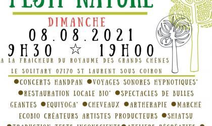 Marine Pifko Hypno - Festi Nature au Solitary - St Laurent sous Coiron