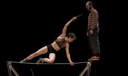 Georges et Martine - Jours de cirque
