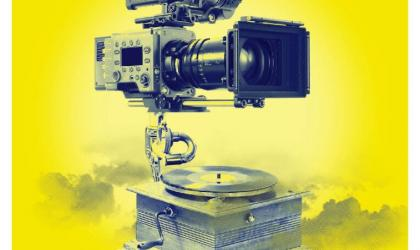 """© Association Cinézic - Affiche de la 6ème édition du festival du film musical """"Cinézic"""""""