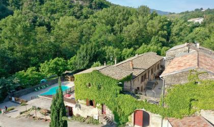 Bienvenue au Camping Moulin d'Onclaire en Ardèche !