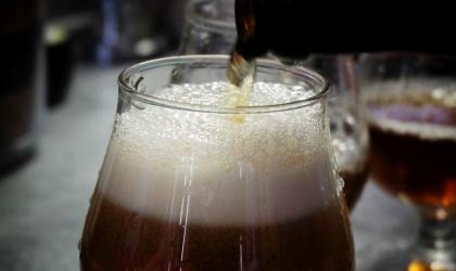 brasserie ccb - verre de bière
