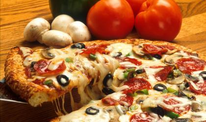 Libre de droits - Pizza