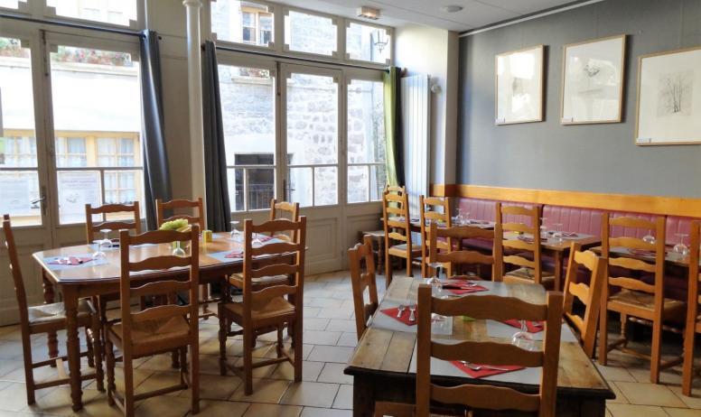 OT Pays Lamastre - Auberge de la Fontaine