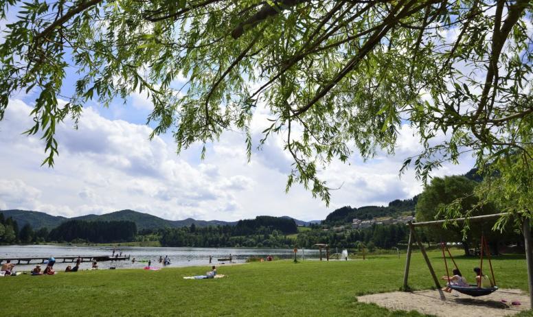 Mathieu Dupont - Lac de Saint Martial Ardèche